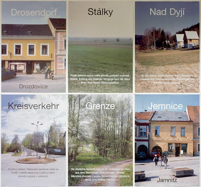 werner kaligofsky, grand summer on the thaya<br />4 art projects in drosendorf<br />