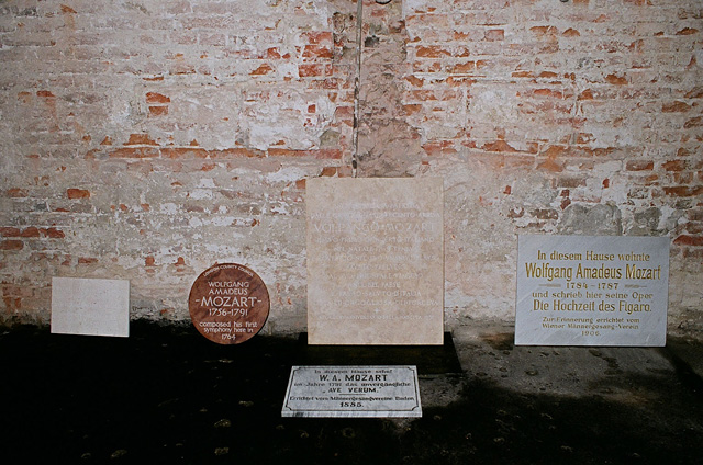 roman ondák, installation in the bastion of stift melk