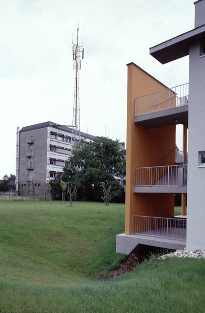 werner reiterer, project for the lower austrian vocational school in st. pölten